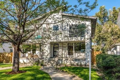2443 S Lafayette Street, Denver, CO 80210 - MLS#: 1875228