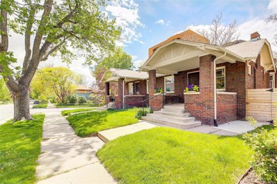 391 S Humboldt Street, Denver, CO 80209 - #: 1876013