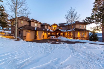 13995 Pine Country Lane, Conifer, CO 80433 - #: 1878244