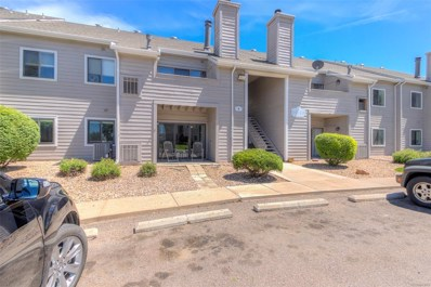 3600 S Pierce Street UNIT 4-101, Lakewood, CO 80235 - #: 1879847