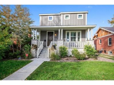2655 Raleigh Street, Denver, CO 80212 - MLS#: 1879992