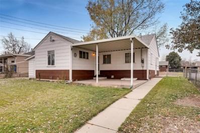 2616 S Linley Court, Denver, CO 80219 - MLS#: 1881949