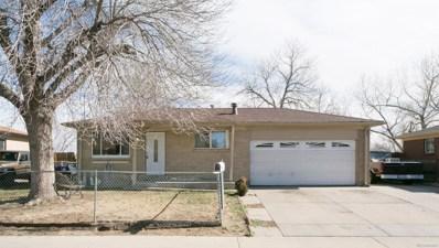 12531 Hickman Place, Denver, CO 80239 - MLS#: 1886076
