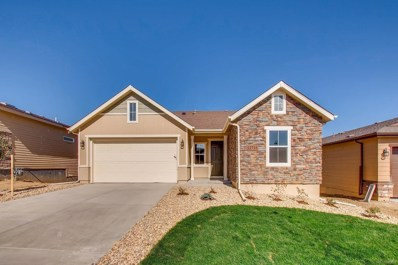 12715 W Montane Drive, Broomfield, CO 80021 - MLS#: 1892281