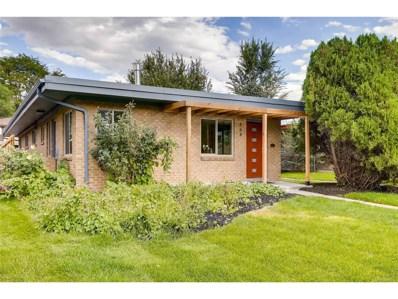 860-864 Dahlia, Denver, CO 80220 - MLS#: 1892897