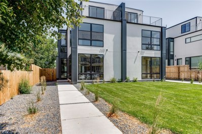 4252 Osage Street, Denver, CO 80211 - MLS#: 1903774