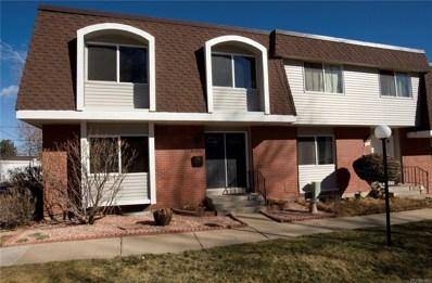12869 W Alameda Drive, Lakewood, CO 80228 - MLS#: 1909279