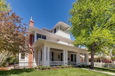 1515 High Street, Boulder, CO 80304 - MLS#: 1911595