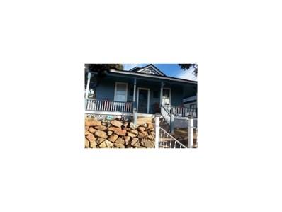 137 W Eaton Avenue, Cripple Creek, CO 80813 - MLS#: 1915552
