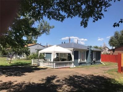 4135 W Walsh Place, Denver, CO 80219 - #: 1919361