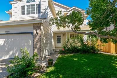 5159 E Crestone Avenue, Castle Rock, CO 80104 - MLS#: 1927816