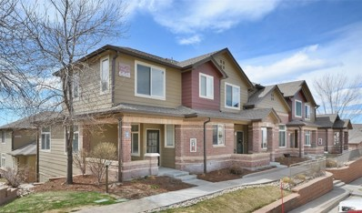 6448 Silver Mesa Drive UNIT A, Highlands Ranch, CO 80130 - MLS#: 1928882