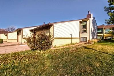1166 S Otis Place, Lakewood, CO 80232 - MLS#: 1933075