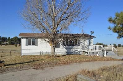 2174 Woodpecker Lane, Elizabeth, CO 80107 - #: 1935359