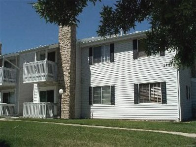 14413 E Jewell Avenue UNIT 104, Aurora, CO 80012 - MLS#: 1936355