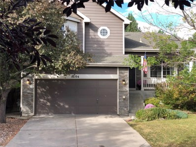 16104 White Hawk Drive, Parker, CO 80134 - MLS#: 1942155
