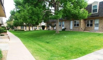1478 S Pierson Street UNIT 83, Lakewood, CO 80232 - MLS#: 1942485