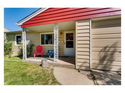 1180 S Utica Street, Denver, CO 80219 - MLS#: 1944066