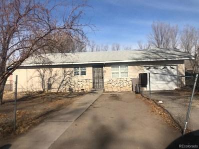 1009 10th Street, Alamosa, CO 81101 - #: 1949238