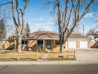 4000 Reed Street, Wheat Ridge, CO 80033 - #: 1949844
