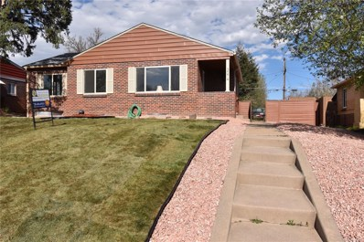 3074 Krameria Street, Denver, CO 80207 - #: 1952242