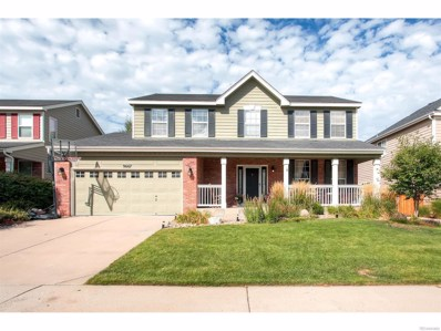 9667 Golden Eagle Avenue, Highlands Ranch, CO 80129 - #: 1952278