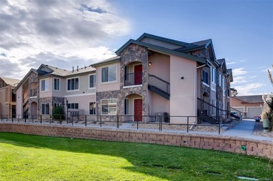 15165 E 16th Place UNIT 102, Aurora, CO 80011 - MLS#: 1953112