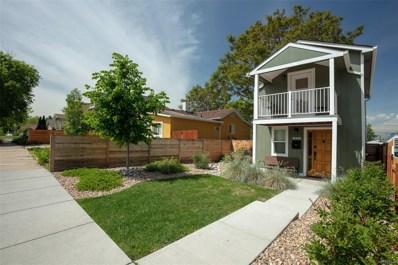 3833 N Cook Street, Denver, CO 80205 - MLS#: 1956125