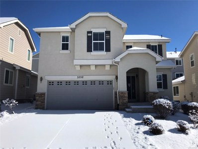 3752 Swainson Drive, Colorado Springs, CO 80922 - MLS#: 1962387