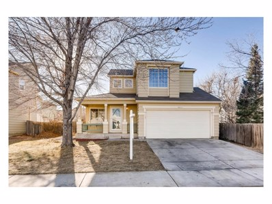 8811 Clover Meadow Lane, Parker, CO 80134 - MLS#: 1964482