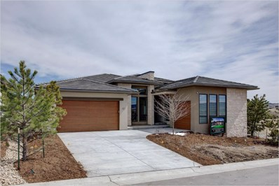 1153 Lost Elk Circle, Castle Rock, CO 80108 - MLS#: 1966008