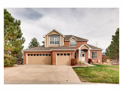 535 Leicester Lane, Castle Pines, CO 80108 - MLS#: 1966139
