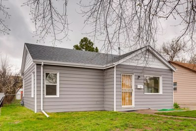 1374 Ironton Street, Aurora, CO 80010 - MLS#: 1967810