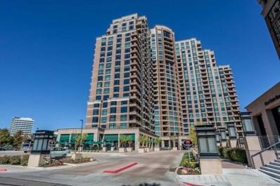8100 E Union Avenue UNIT 308, Denver, CO 80237 - MLS#: 1968281