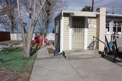 3026 Regis Boulevard, Denver, CO 80221 - MLS#: 1970545