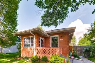 1636 Poplar Street, Denver, CO 80220 - MLS#: 1971461