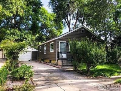 621 E 11th Street, Loveland, CO 80537 - MLS#: 1974194