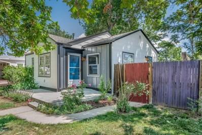 4430 Shoshone Street, Denver, CO 80211 - MLS#: 1980728