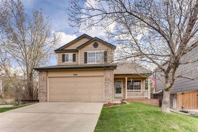 806 Timbervale Trail, Highlands Ranch, CO 80129 - MLS#: 1987258