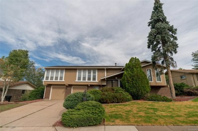 8595 E Radcliff Avenue, Denver, CO 80237 - #: 1994383
