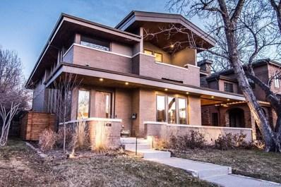 1408 S Fillmore Street, Denver, CO 80210 - #: 2005244