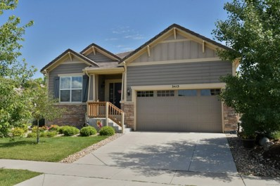 3415 Yale Drive, Broomfield, CO 80023 - #: 2012332