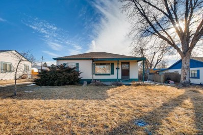 1220 S Xavier Street, Denver, CO 80219 - MLS#: 2012337