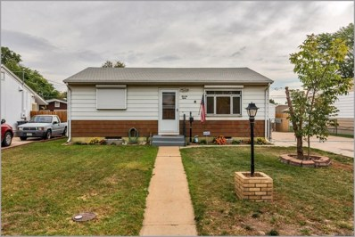 7080 Clermont Street, Commerce City, CO 80022 - MLS#: 2018811