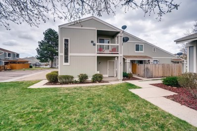 8772 Chase Drive UNIT 55, Arvada, CO 80003 - MLS#: 2019746