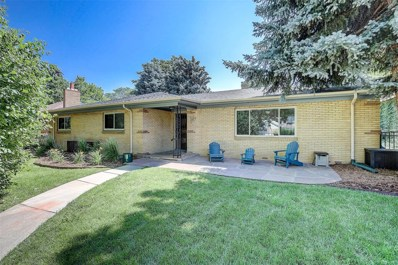1624 Magnolia Street, Denver, CO 80220 - MLS#: 2022161