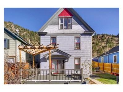 2035 Virginia Street, Idaho Springs, CO 80452 - MLS#: 2023515