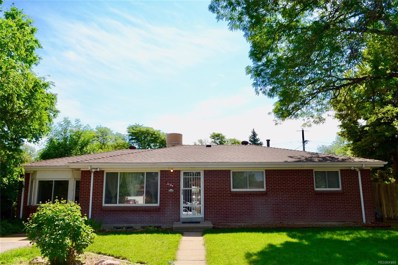 3104 Ursula Street, Aurora, CO 80011 - MLS#: 2027249