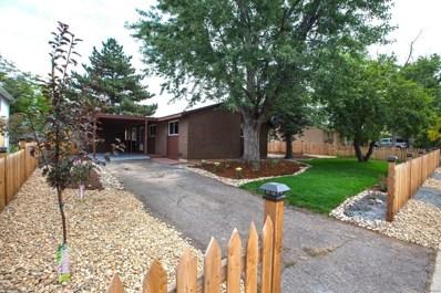 1140 Hartford Drive, Boulder, CO 80305 - MLS#: 2027481