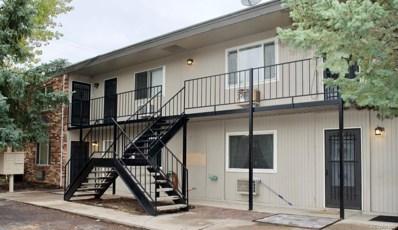 1641 Ingalls Street UNIT 7, Lakewood, CO 80214 - MLS#: 2029856